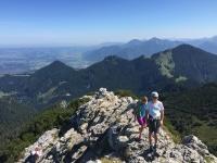 Chiemseer Berge