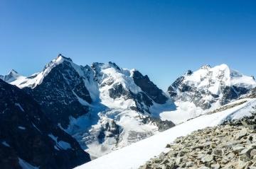Hochtour Bernina Durchquerung