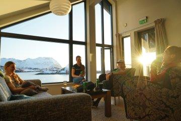 Norwegen Unterkunft