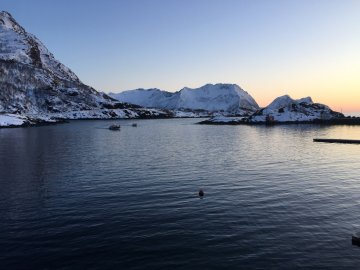 Skitour Nord Norwegen