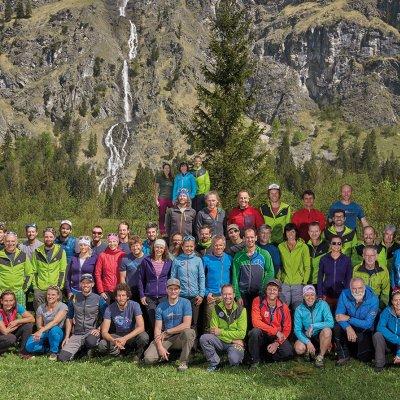 Bergführerfortbilung 2018