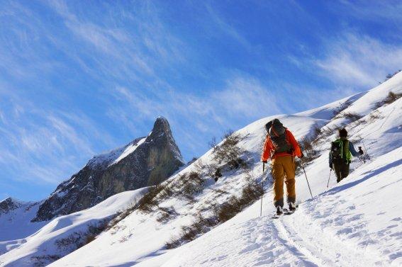 Skitour Allgäu