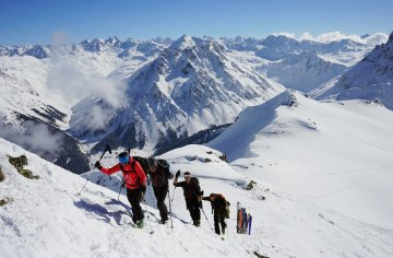 Skitour prättigau04