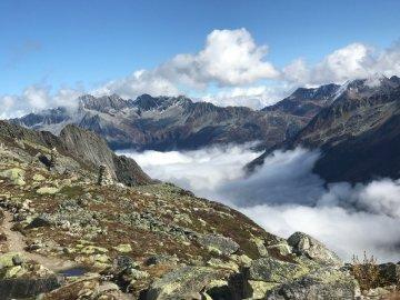 Bergseehütte - Chelenalphütte