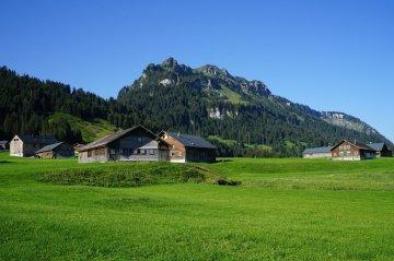 Bregenzer Wald Schönenbach