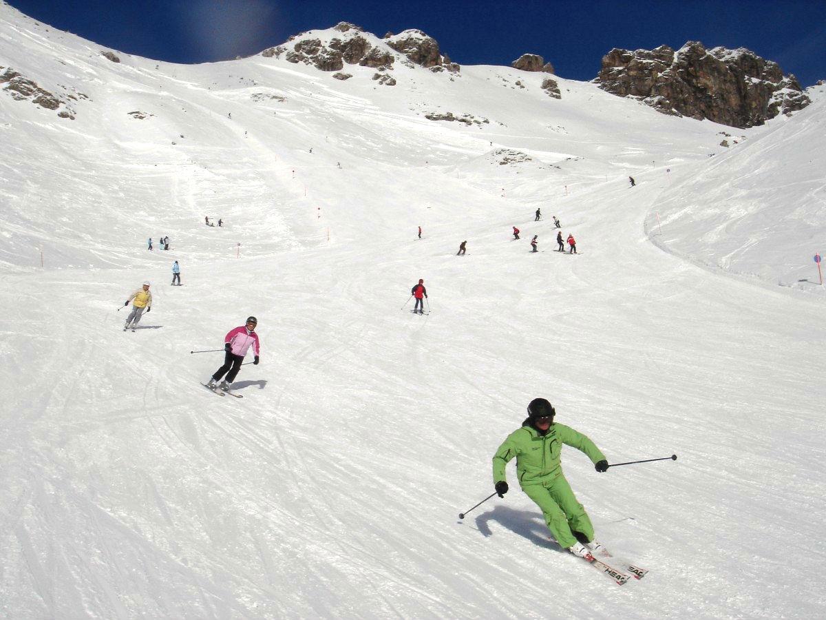 Gruppenkurs am Nebelhorn