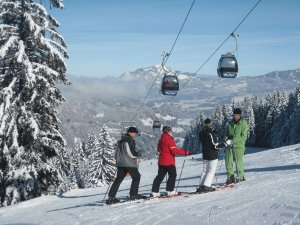 Skikurs am Söllereck
