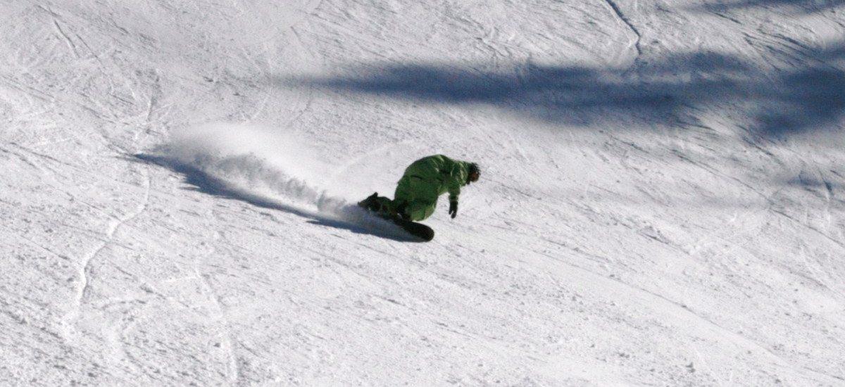 Snowboard Alpinskischule