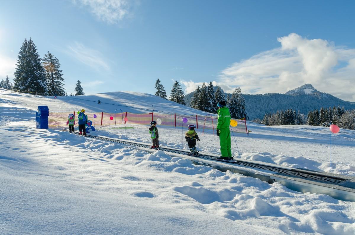 Kinderland Alpin Skischule