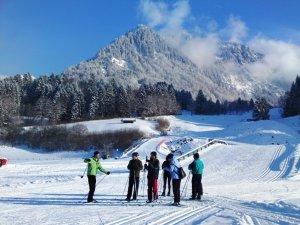 AlpinSkischule Oberstdorf Langlauf