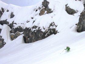 Freeriden mit der Alpin Skischule Oberstdorf