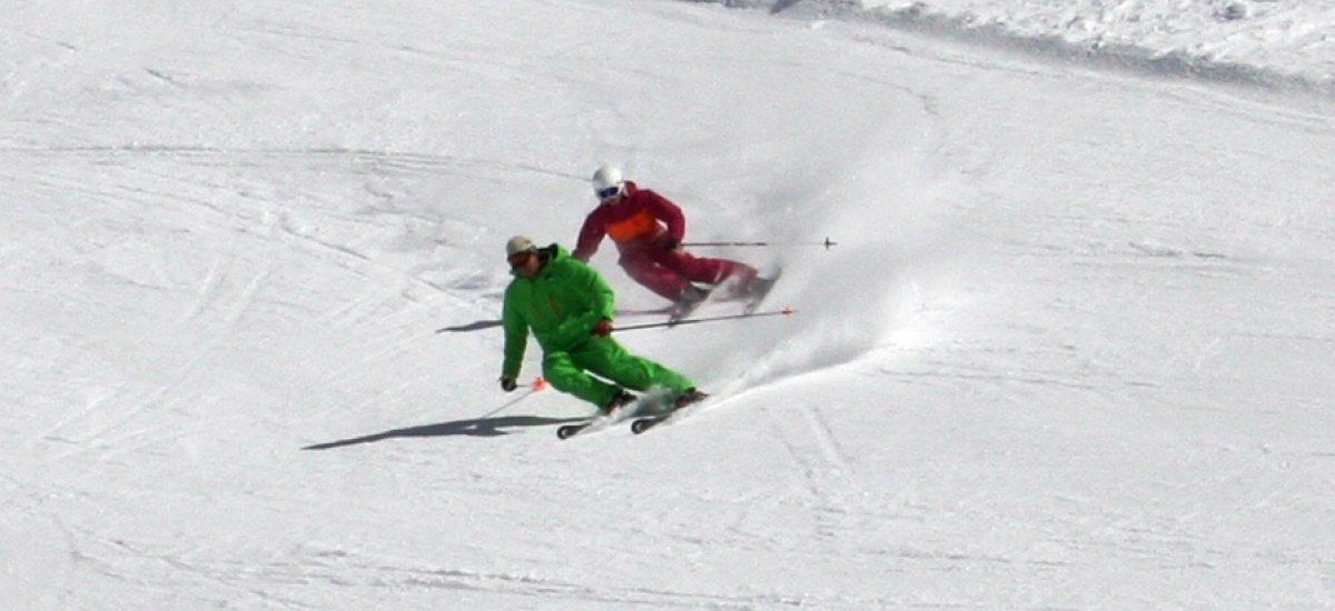 Privattraining bei der Alpin Skischule Oberstdorf