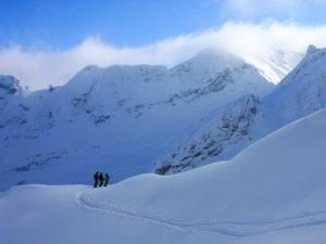 Skitour im Allgäu mit der Alpin Skischule Oberstdorf