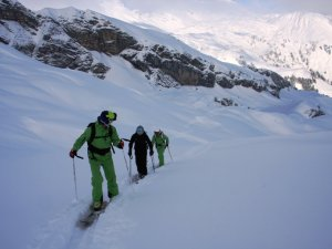 Skitour mit Guide