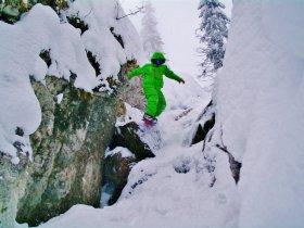 Snowboardlehrer