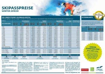 Liftpreise OK 2019-20