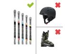 Ausrüstung - Ski