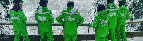 Skileherer in Oberstdorf