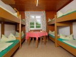 Bergengrün Mehrbettzimmer