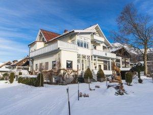 Villa Alpjuwel im Winter