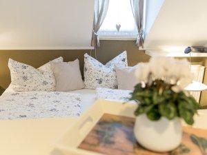 Villa Alpjuwel Schlafzimmer