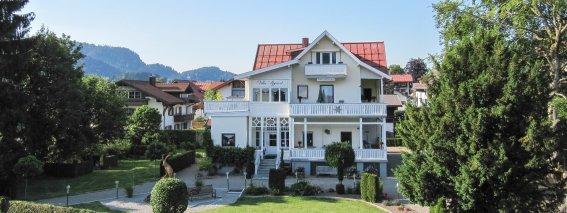 Villa Alpjuwel Sommer