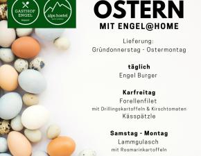 Ostern Engel @ Home