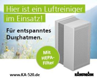 HEPA Luftfilter