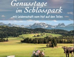 Genusstage im Schlosspark