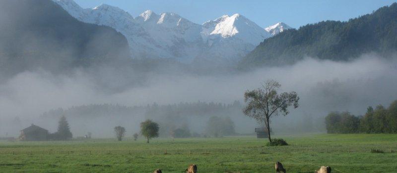 Guten Morgen Oberstdorf!