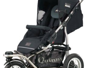 für unsere kleinen Gäste haben wir diesen Buggy-Kinderwagen