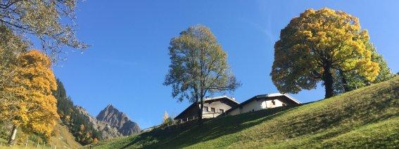 HÖfats und Berggasthof Gerstruben