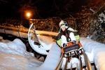 Mit dem Alpsee Coaster durch die Winterlandschaft