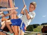 Kraxelberg in der Abenteuer Alpe