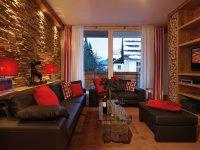 Alpenfeuer - Wohnzimmer