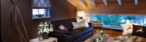 Gipfelluft - Wohnzimmer