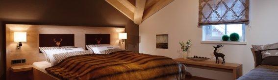 Gipfelluft - Schlafzimmer