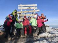 Kilimanjaro - der höchste Berg Afrikas
