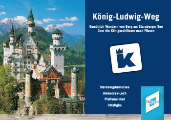 König-Ludwig-Weg Titelbild