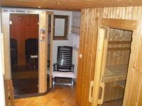 Infrarotkabine + Sauna