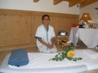 Thai Massage bei Pin