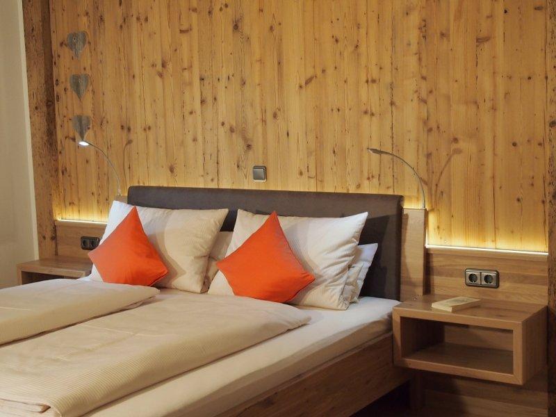 Wohnung A - Schlafzimmer
