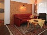 Ferienwohnung Höfats, Apartmenthaus Geiger , Zweistapfenweg Oberstdorf , Wohnzimmer