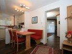 Ferienwohnung Trettach, Apartmenthaus Geiger , Zweistapfenweg Oberstdorf , Küche