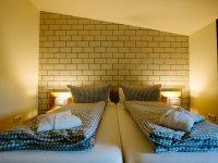 Apartment 307 Schlafzimmer