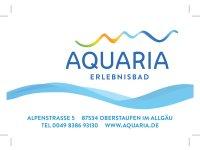 Aquaria Logo neu