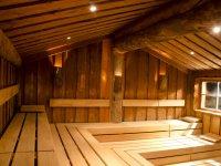 Aquaria Sauna