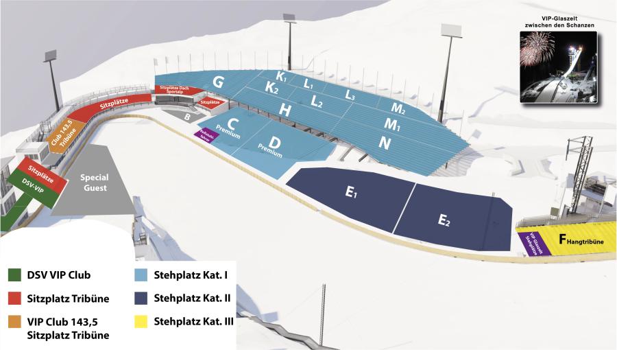 Stadionplan VST 2021