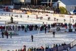 Großes Zuschauerinteresse bei der Tour de Ski in Oberstdorf