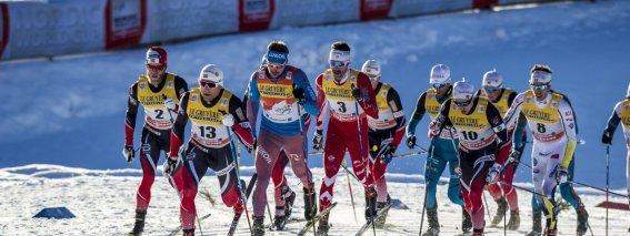 Tour de Ski in Oberstdorf
